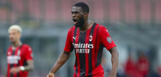"""""""El AC Milan ejerce la opción de compra por Tomori./ Foto: Sempre Milan"""""""