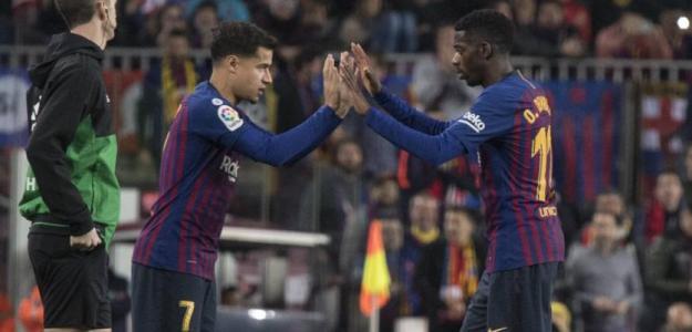 Real Madrid y FC Barcelona resaltan en fichajes de 100 kilos / AS