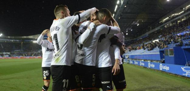 """""""El Valencia anuncia la salida de 5 futbolistas./ Foto: MARCA"""""""