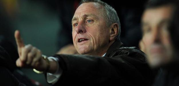Johan Cruyff. Foto: lainformacion.com