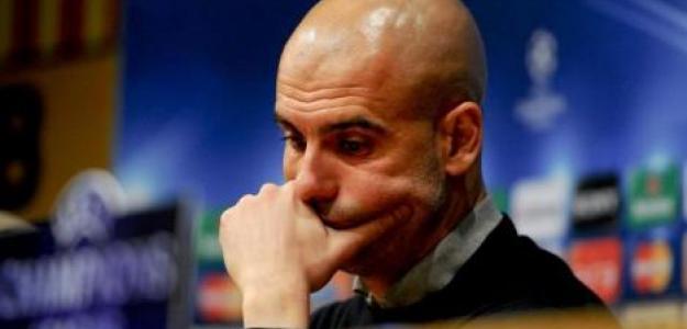 Pep Guardiola. Foto: lainformacion.com