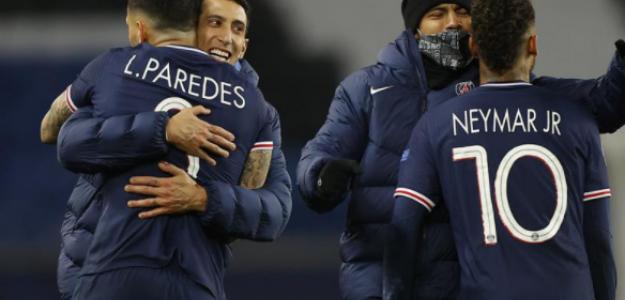"""Los jugadores más importantes del París Saint-Germain no son ni Mbappé ni Neymar """"Foto: Mundo Deportivo"""""""