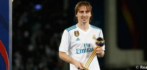 Modric / Real Madrid.
