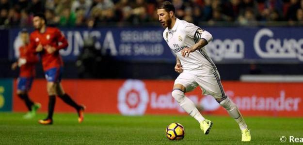 Ramos / Real Madrid