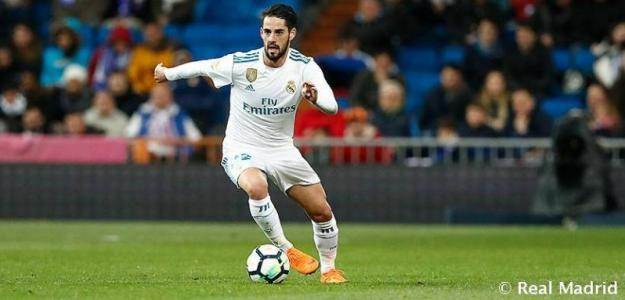Isco Alarcón / Real Madrid.