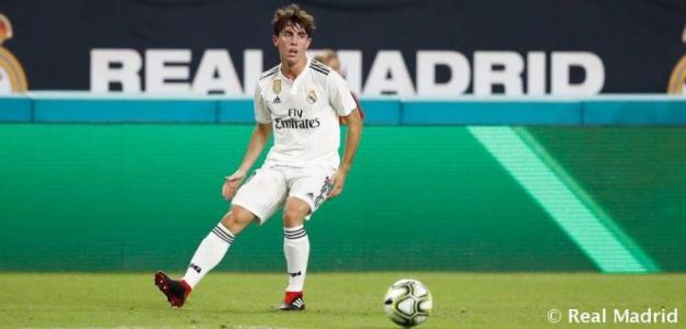 Álvaro Odriozola (Real Madrid)