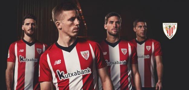 Aduriz, Muniain, Íñigo y De Marcos (Athletic Club)