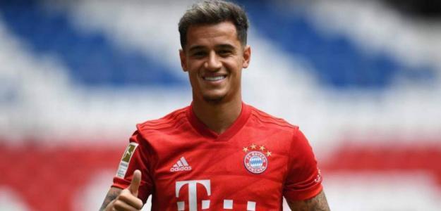 Aconsejan a Coutinho quedarse en el Bayern / Elpais.com