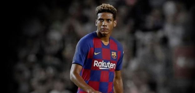 Acuerdo inminente para la salida de Todibo del Barça / FCbarcelona.es