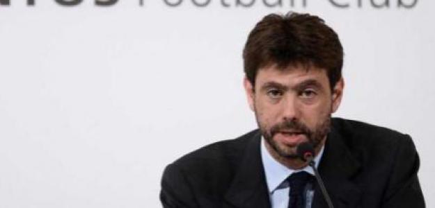 Andrea Agnelli , presidente de la Juventus / juventus.com.