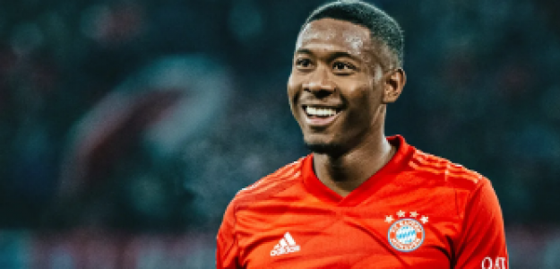 """Alaba: adiós a Madrid y Barça, renovará con el Bayern """"Foto: Bundesliga"""""""
