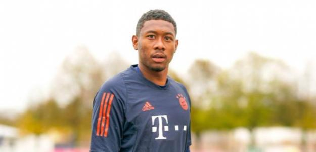 Alaba es la alternativa si Ramos sale del Madrid