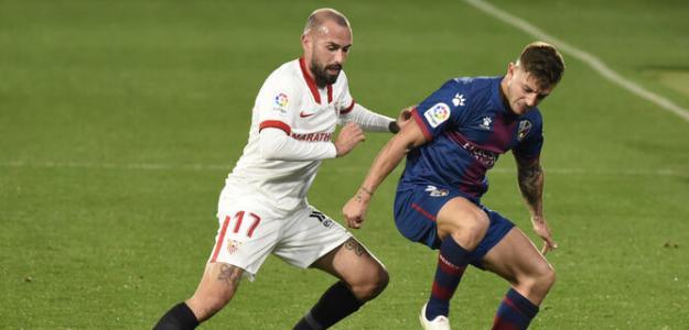 Aleix Vidal por fin se gana a Lopetegui / Diariodesevilla.es