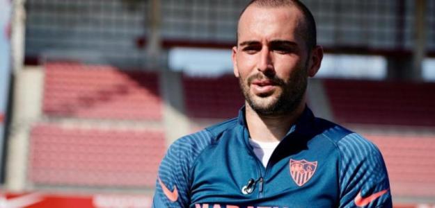 Aleix Vidal quiere otra oportunidad en el Sevilla / ABC.es