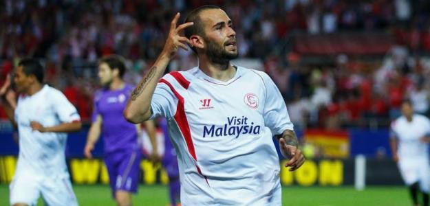 No contaba para el Sevilla pero será importante en Vitoria. Foto: EstadioDeportivo