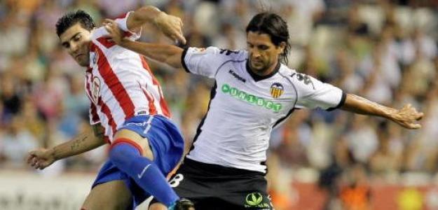 Alejandro 'Chori' Domínguez durante su paso por el Valencia/ lainformacion.com
