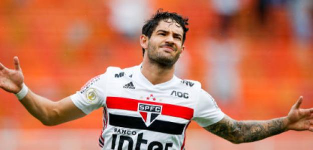 """""""Alexander Pato continuará ampliando su currículum. Foto: Getty Images"""""""