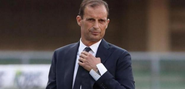 Allegri es candidato a un banquillo de la Serie A. Foto: it.blastingnews.com
