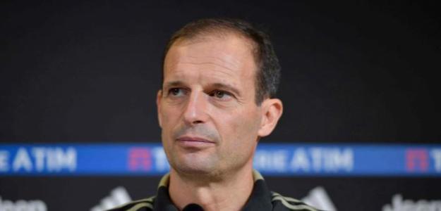 Allegri en rueda de prensa / Juventus