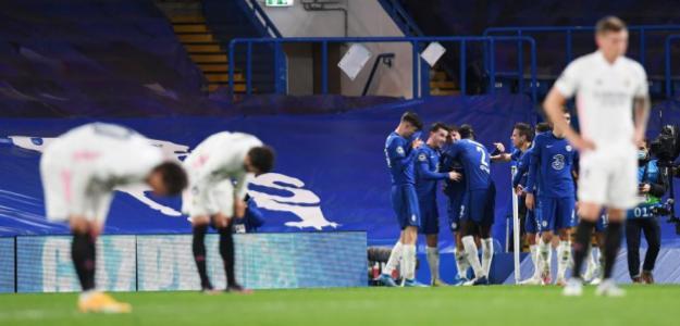 Las tres claves del baile del Chelsea al Real Madrid en la Champions