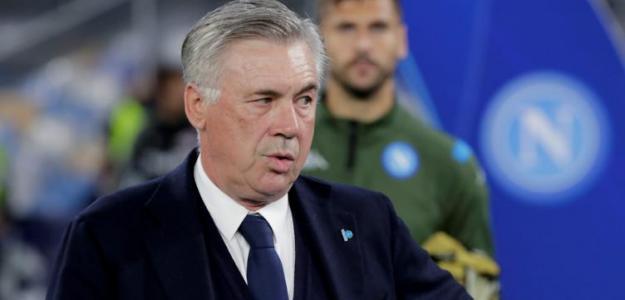 El Nápoles ya tiene el sustituto para Carlo Ancelotti. FOTO: NÁPOLES