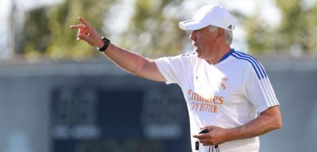 Ancelotti pide cinco salidas para cerrar la plantilla