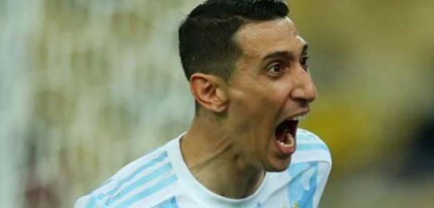 """Ángel Di María, cada vez más cerca del regreso a la Superliga Argentina """"Foto: La Nación"""""""
