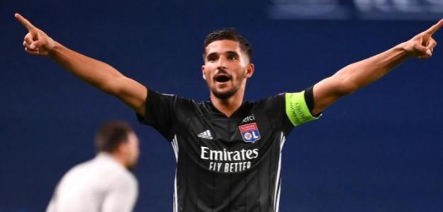 El Arsenal llega a un acuerdo con Houssem Aouar  | FUENTE: DEPOR