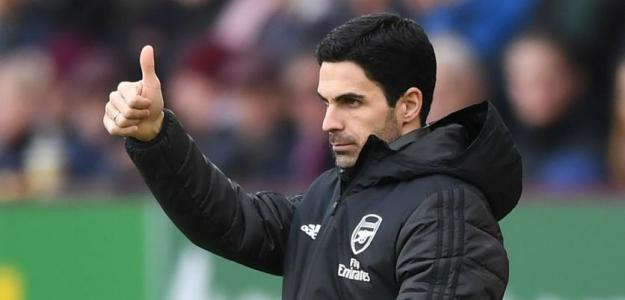 Arteta seguirá al frente del Arsenal. Foto: sportingnews.com