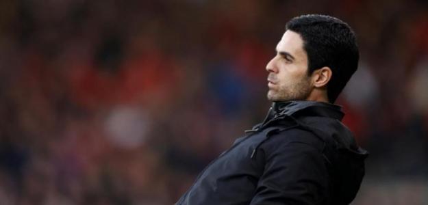 Los tres fichajes soñados de Mikel Arteta para la próxima temporada