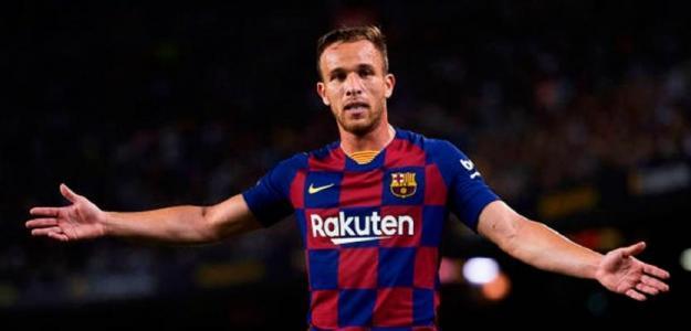 Las dos ofertas que sacan a Arthur del Barcelona | FOTO: FC BARCELONA