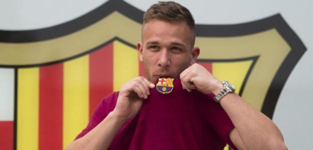 Arthur podría salirle mucho más caro al Barcelona / FCBarcelona.es