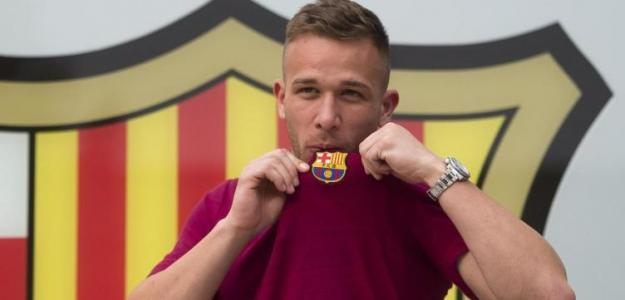 El Barcelona no negociará por Arthur / FCBarcelona.es