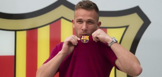 Arthur anhela más libertad táctica en el FC Barcelona / Barça.