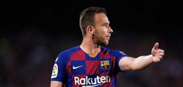 Arthur Melo no se mueve del Barcelona | FOTO: FC BARCELONA