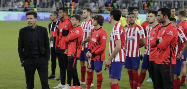 El Atlético tiene un importante mercado por delante.