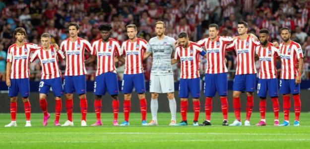 La fragilidad defensiva que preocupa a Simeone. FOTO: ATLÉTICO DE MADRID
