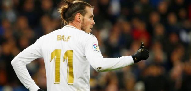 Bale en un partido con el Real Madrid. / elconfidencial.com