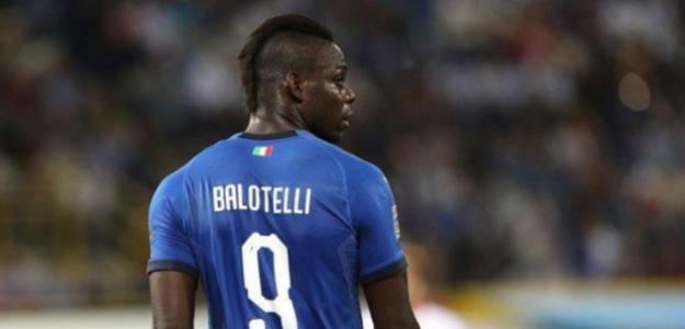 El Brescia cierra a Mario Balotelli. FOTO: ITALIA