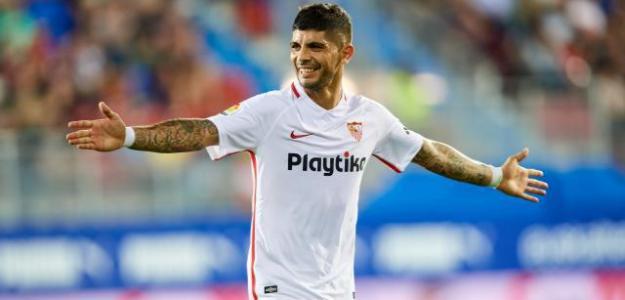 Banega podría aumentar su estancia en el Sevilla FC. Foto: ElDesmarque