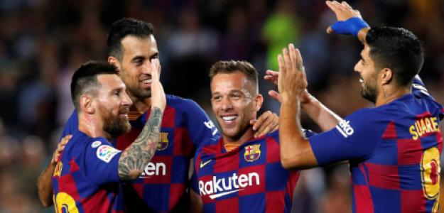 """El FC Barcelona coloca en el mercado de fichajes un once entero """"Foto: Sport"""""""
