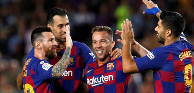 "El FC Barcelona cierra dos salidas para poder fichar ""Foto: Sport"""