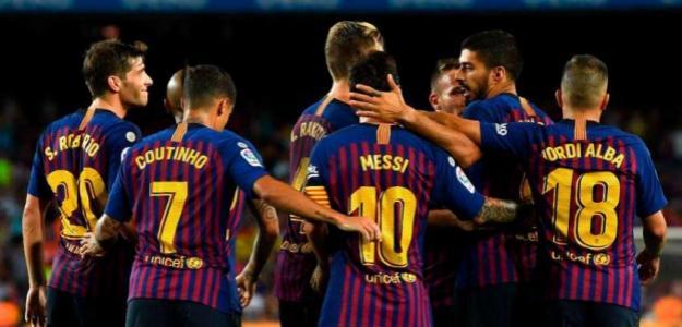 La arriesgada apuesta que piensa el Barça para su delantera / Twitter