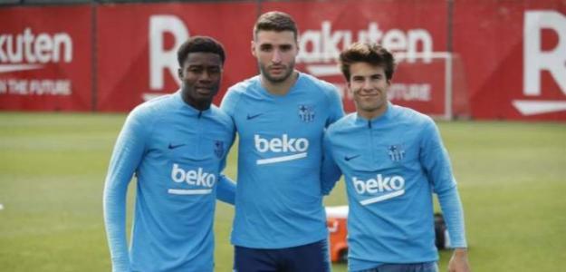 Abel Ruiz y Riqui Puig se plantean su futuro lejos del Barcelona