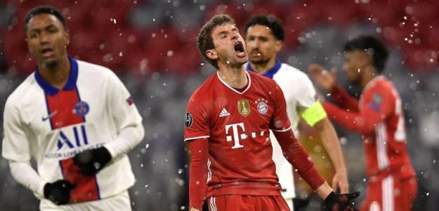 Las tres razones del fracaso europeo del Bayern Múnich