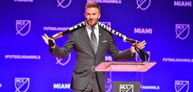 Beckham se interesa por una estrella del Atlético