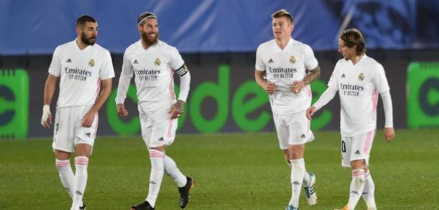La Santísima Trinidad mantiene vivo al Real Madrid en Champions
