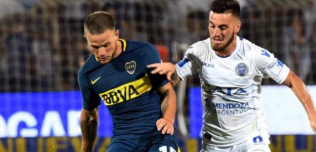 """Boca quiere fichar a un jugador de Godoy Cruz y no es Cardona """"Foto: AS"""""""