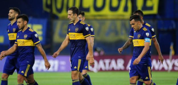 """Otro 'refuerzo' confirmado en Boca Juniors """"Foto: Olé"""""""