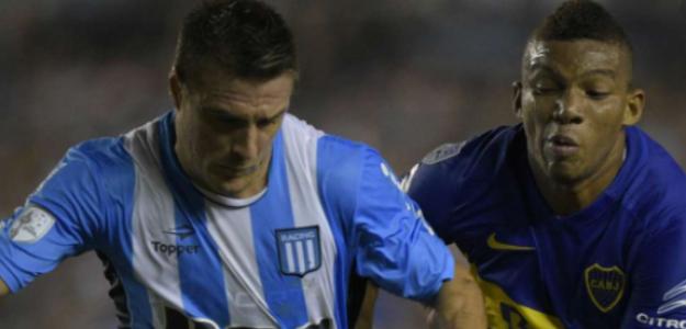 "Un ex de Boca Juniors se debate entre fichar por River o Racing ""Foto: Olé"""